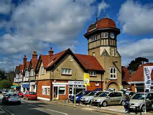 Warsash Village