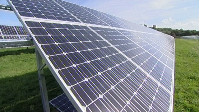 Bulkington Parish Council Solar Panel Farms