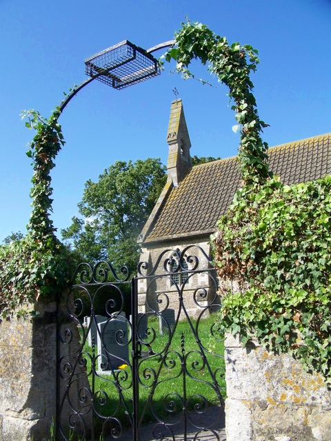 The Gate at Christ Church