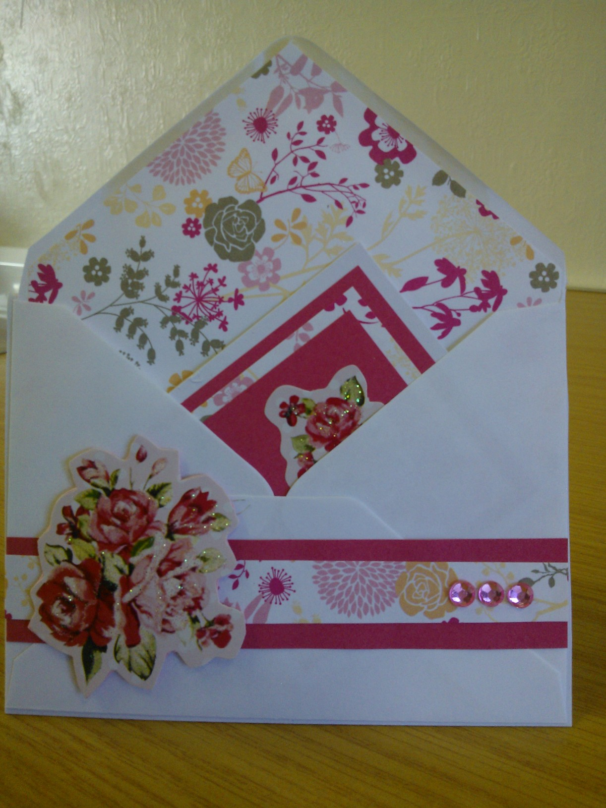Card making samples