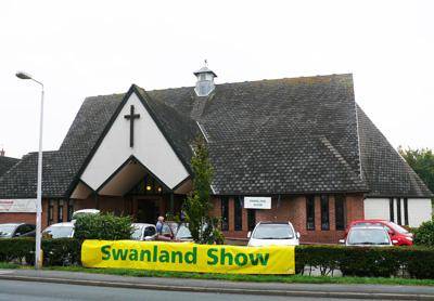 swanland show