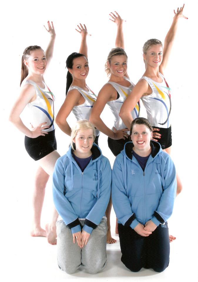 how to become a gymnastics coach uk