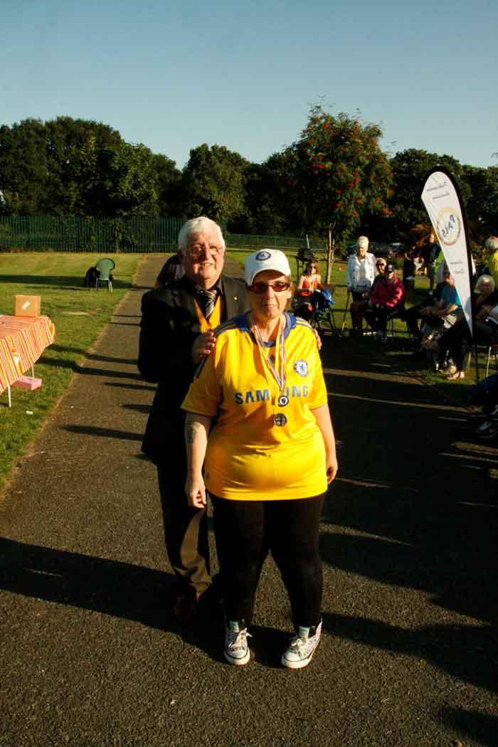 Windsor Mencap at Slough Disability Games