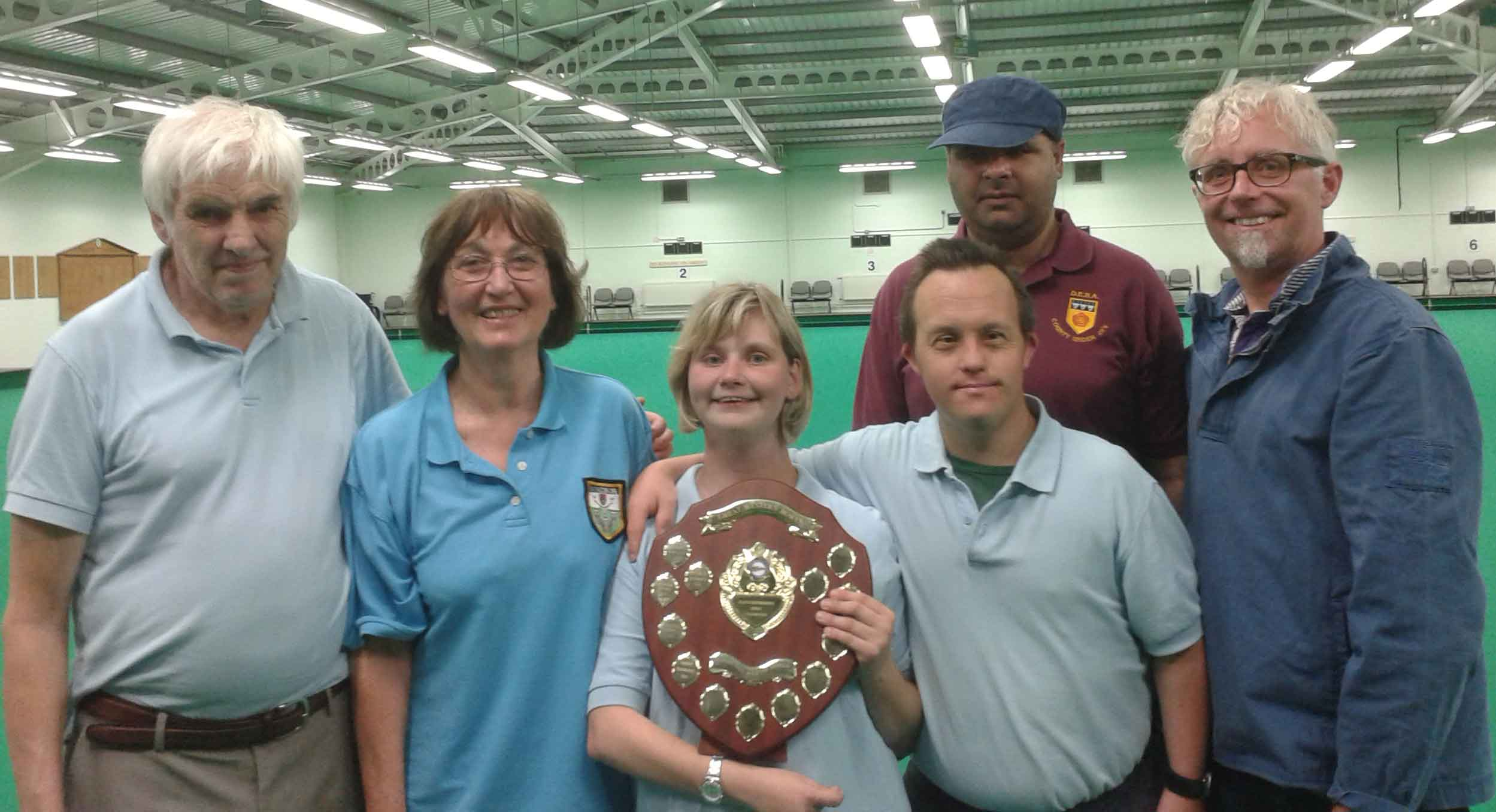 Windsor Mencap Win at Gloucester Bowling Competition