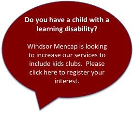 Windsor Mencap Childrens Services