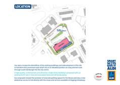 Aldi Site Plan