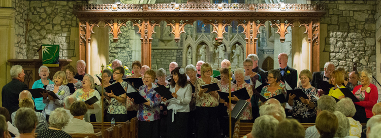 The Aragon Singers Of Buckden Meet The Choir