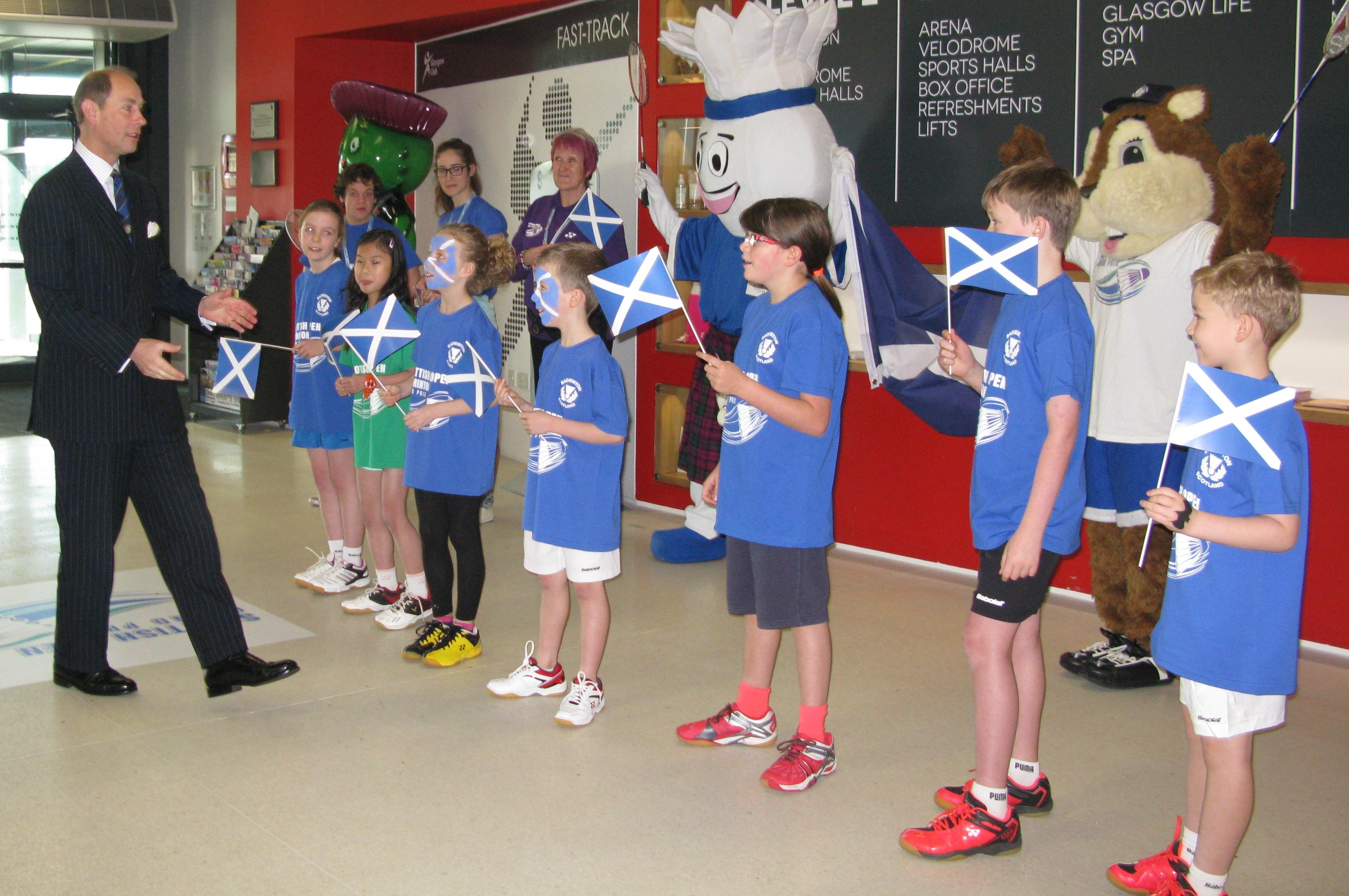 scotstoun badminton club gallery