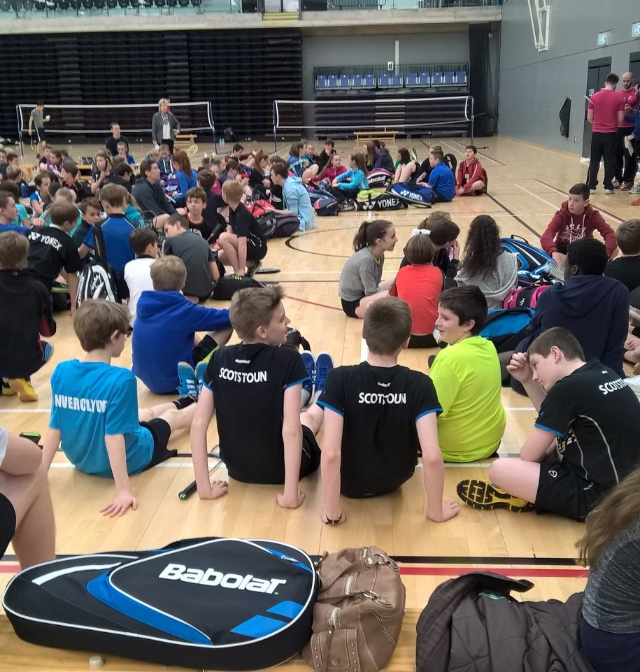 Scotstoun Badminton Club Gallery