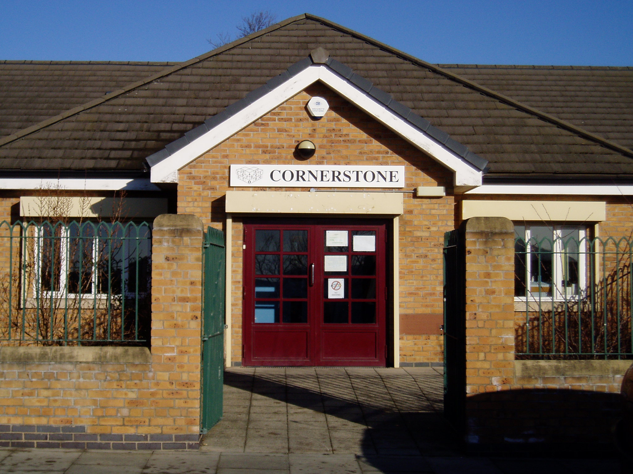 Cornerstone home for Cornerstone house