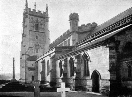 Kidderminster Church