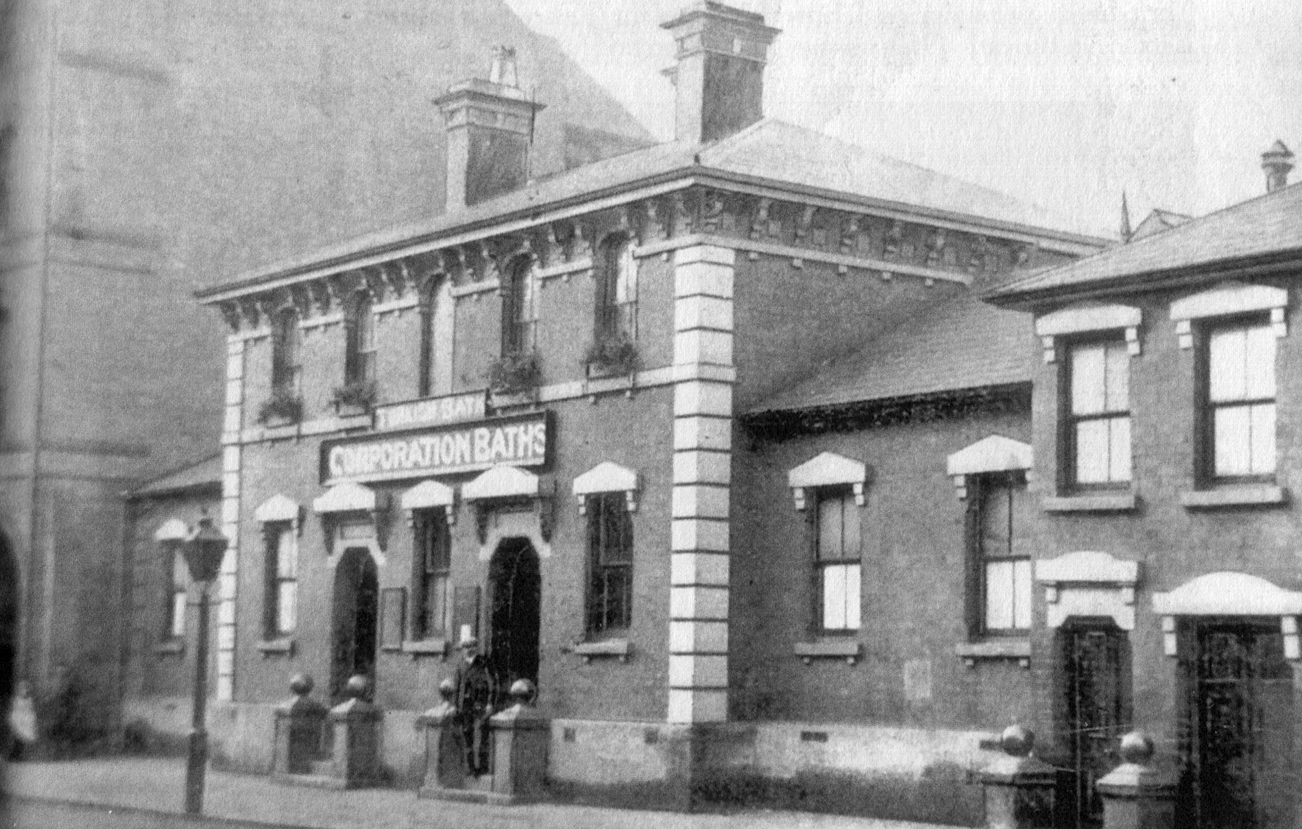 One of our members, Michael Loftus, is writing a history of bathing facilities in Kidderminster. He has much and detailed information about the Mill Street ...