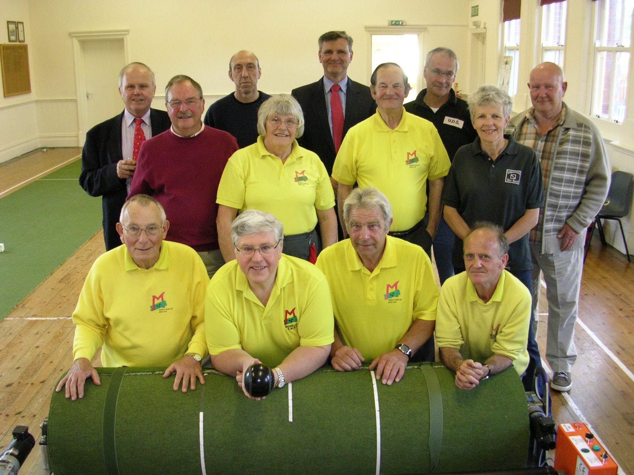 Merriott Short Mat Bowls Club