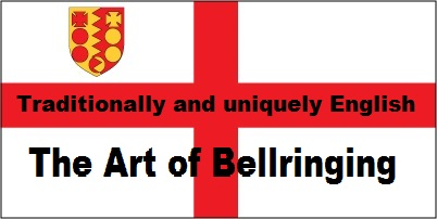 The flag is that of the Diocese of Birmingham.