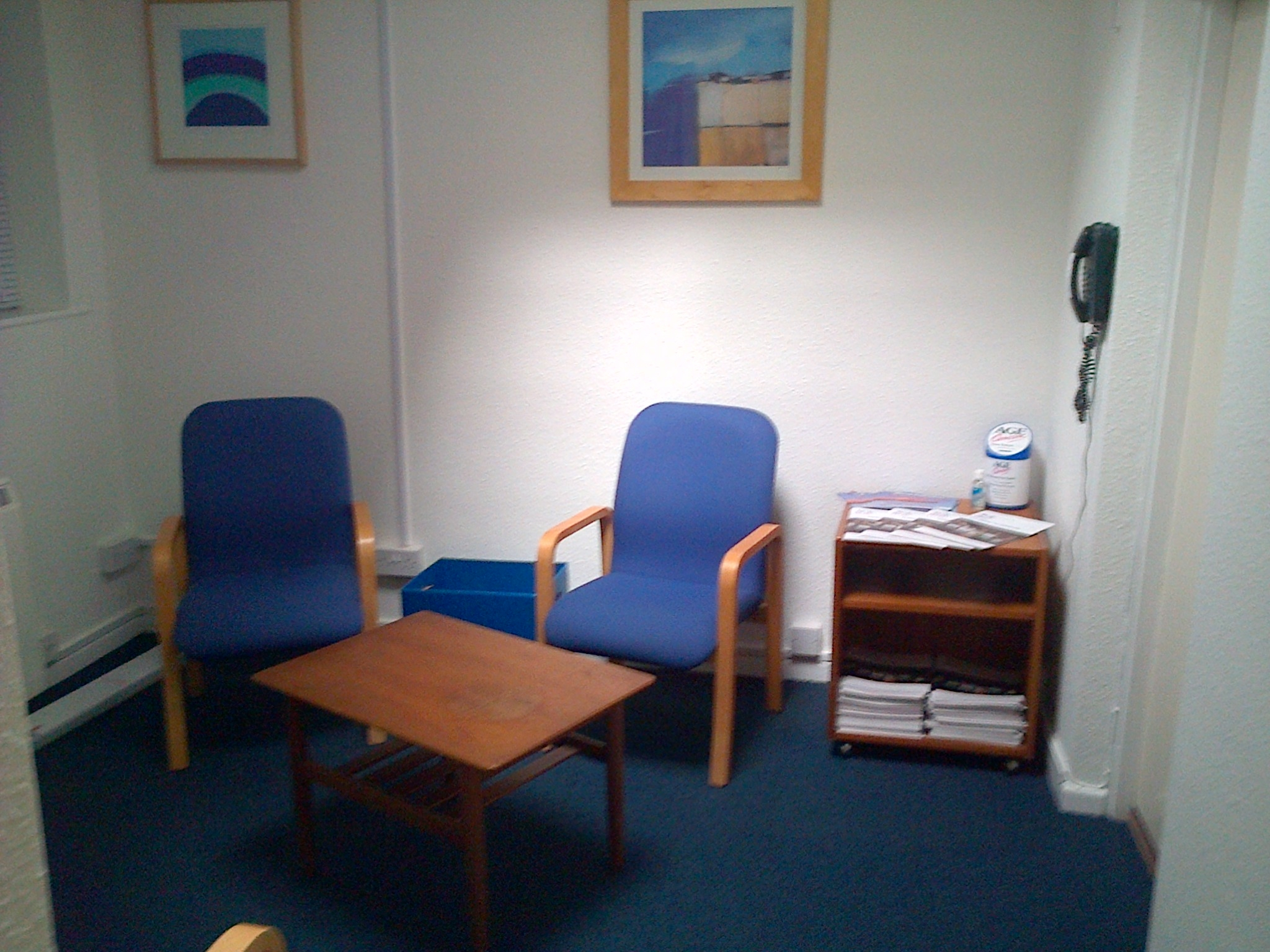 Age Concern New Forest - Interview Room
