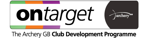 Logo of the Archery GB onTarget scheme