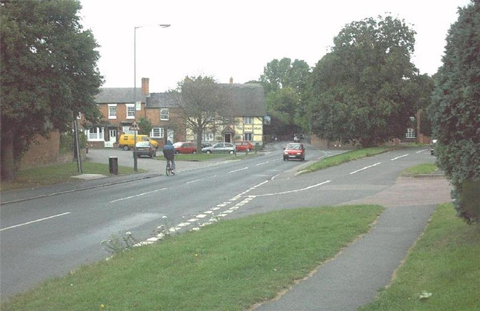 Chestnut Square, Wellesbourne