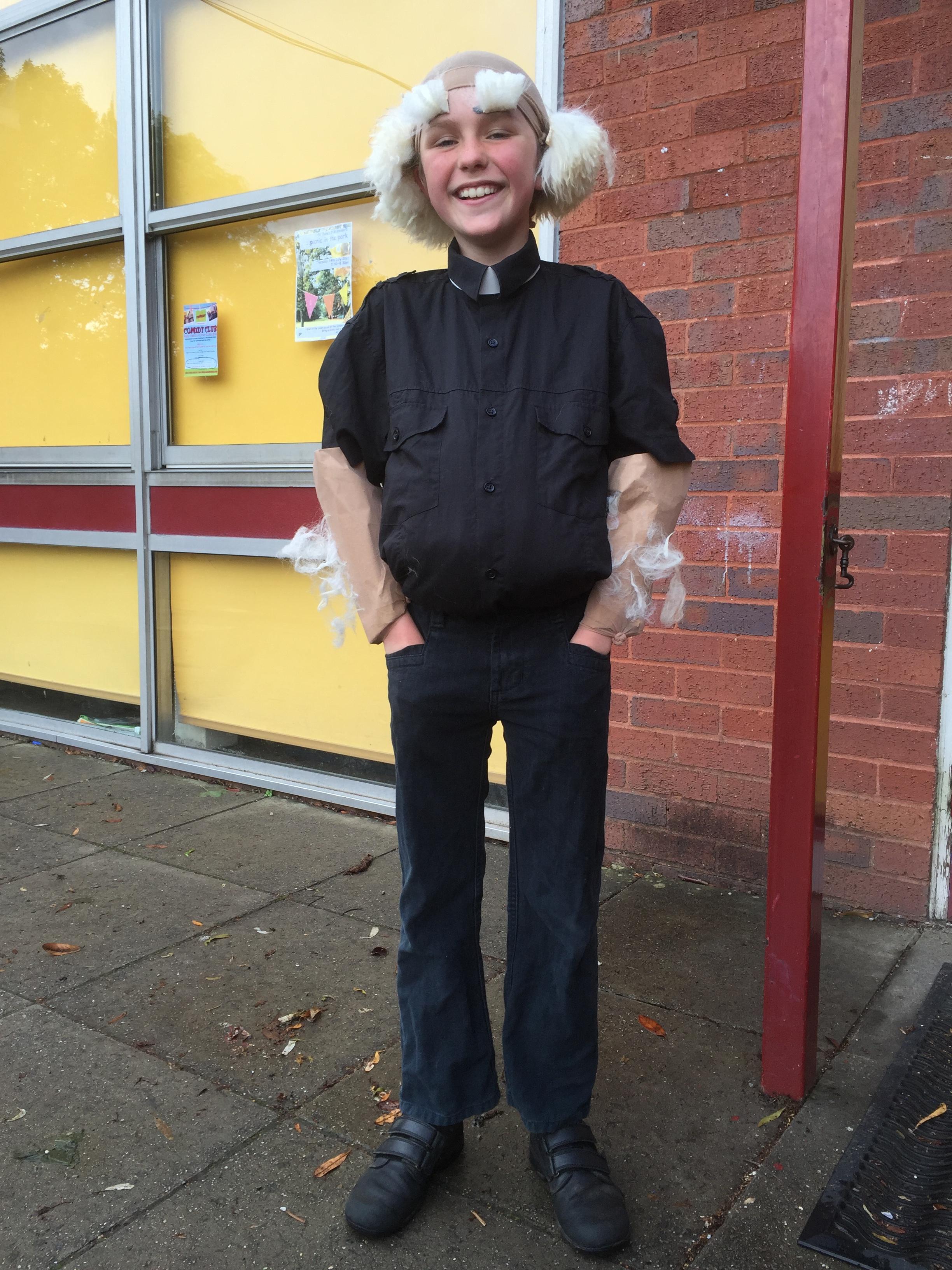 Fr McMahon Y6