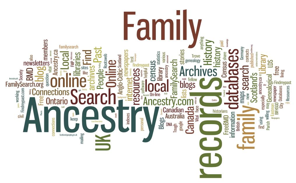 oirayr opportunities in retirement family history for beginners