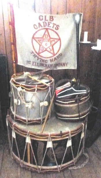 Brigades music equipment