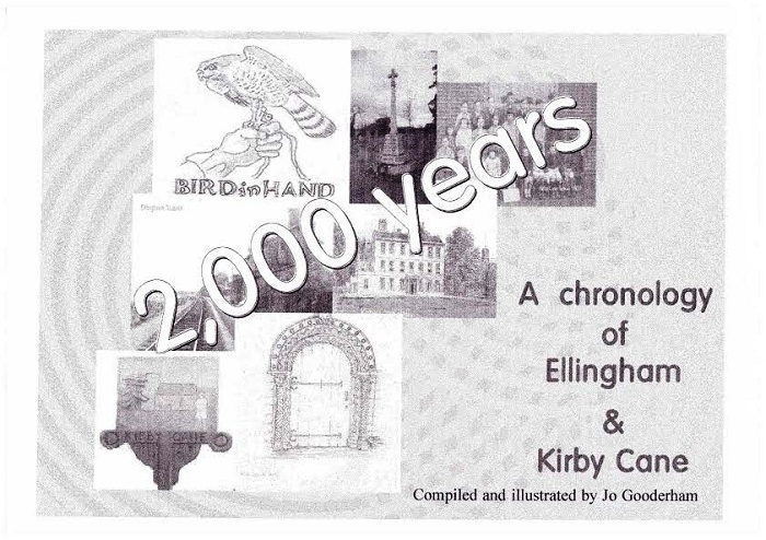 A Chronology of Ellingham and Kirby Cane
