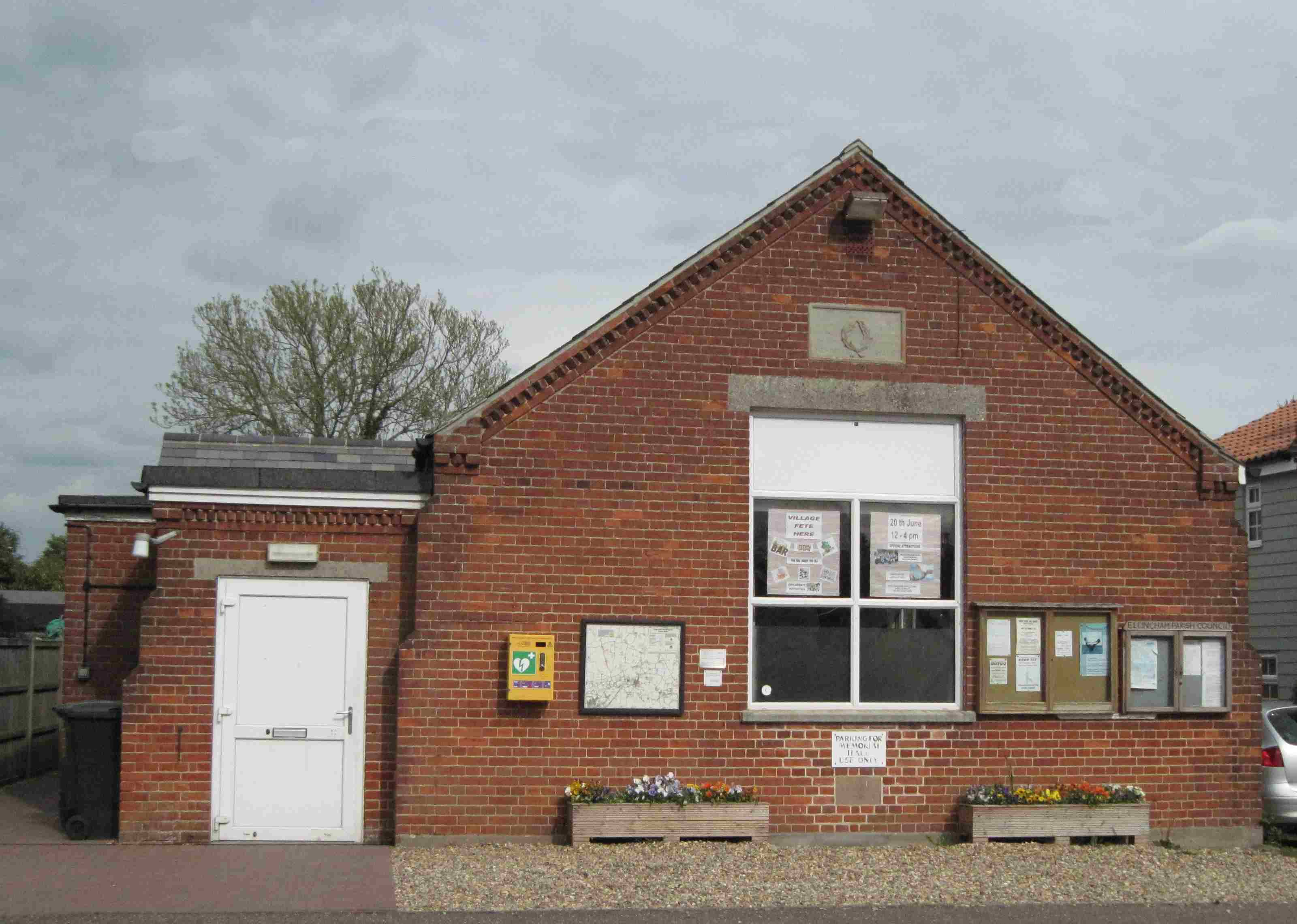 Kirby Cane Memorial Hall