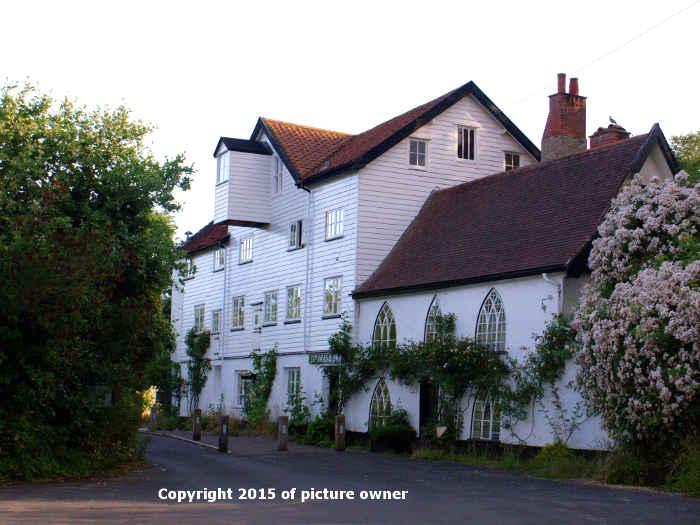 Ellingham Mill 2015