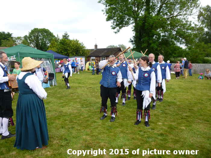 Rumburgh Morris Dancers