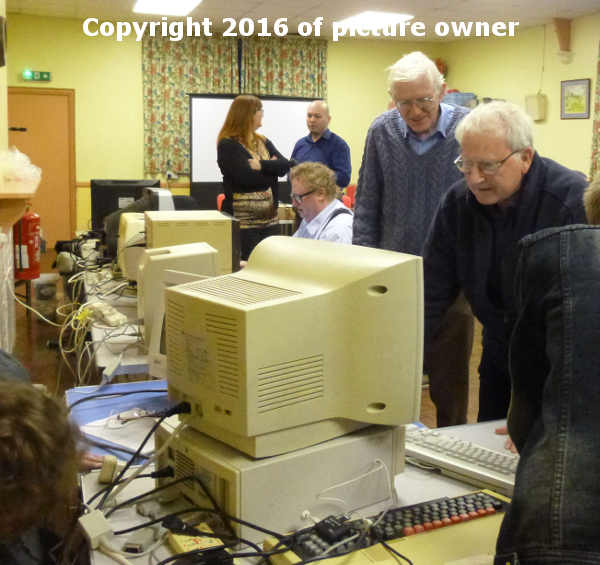 Vintage Computer Club