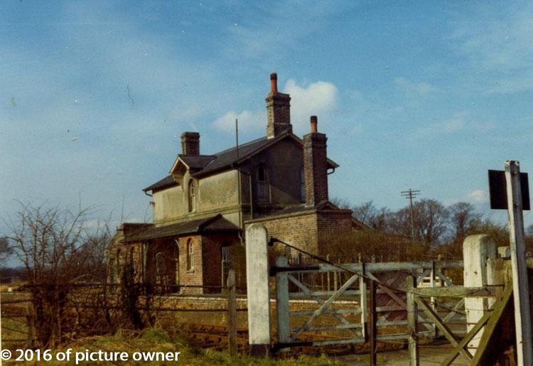 Ellingham Railway statoin