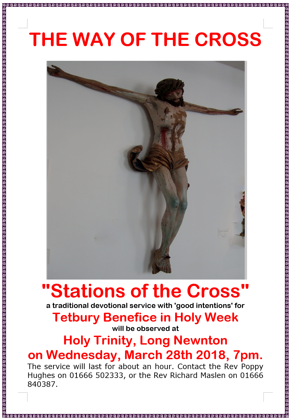 'Stations of the Cross'