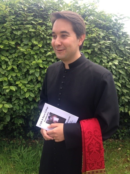 Robert Church. Assistant Curate