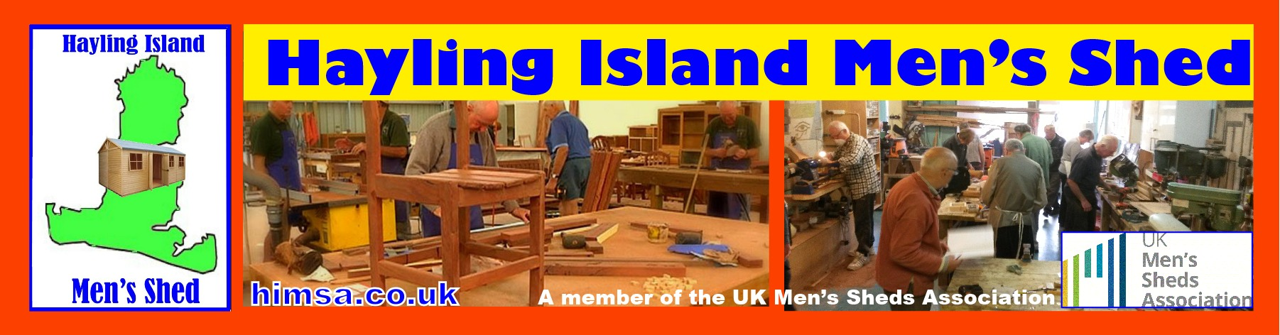 Hayling Island Men S Shed Links