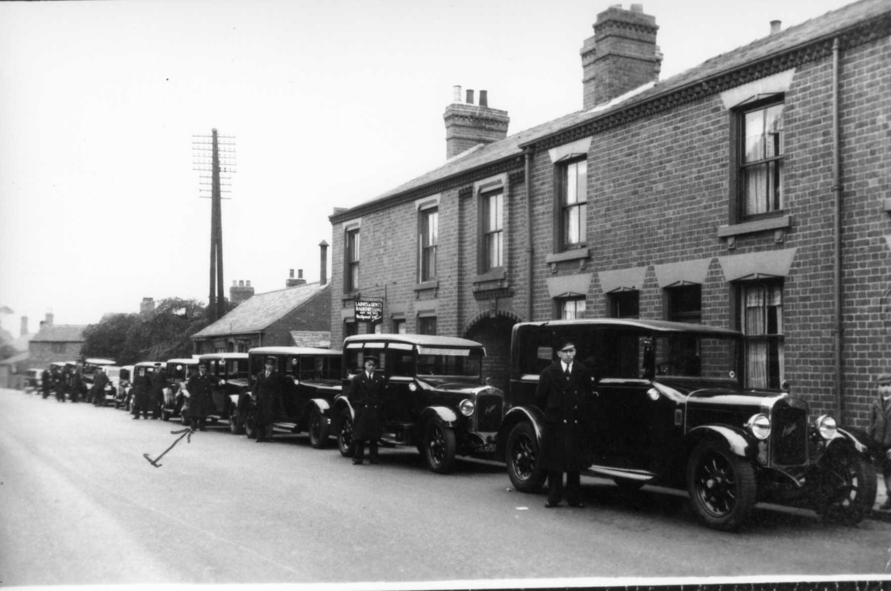 R Wetton & Son funeral vehicles, Markham Colliery disaster 1937