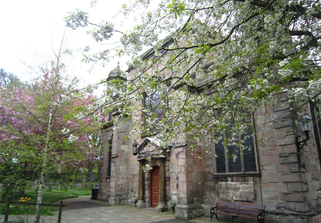 Holy Trinity Church, Berwick