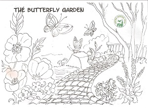 Colouring Pages Set 3