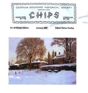 photograph of CHIPS Journal for January 2006