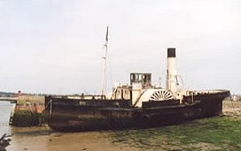 Link to John H Amos steam tug