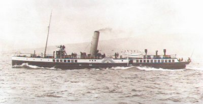 Link to Medway Queen