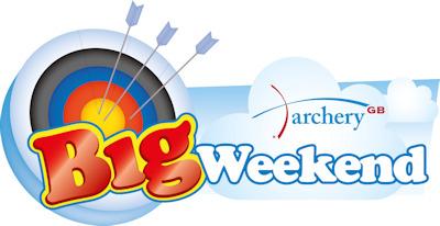 Archery Big Weekend logo