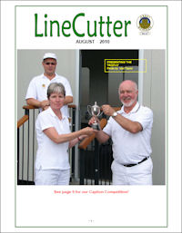 LineCutter cover