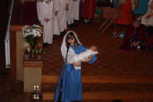 Carstairs Parish Church Bethlehem Experience