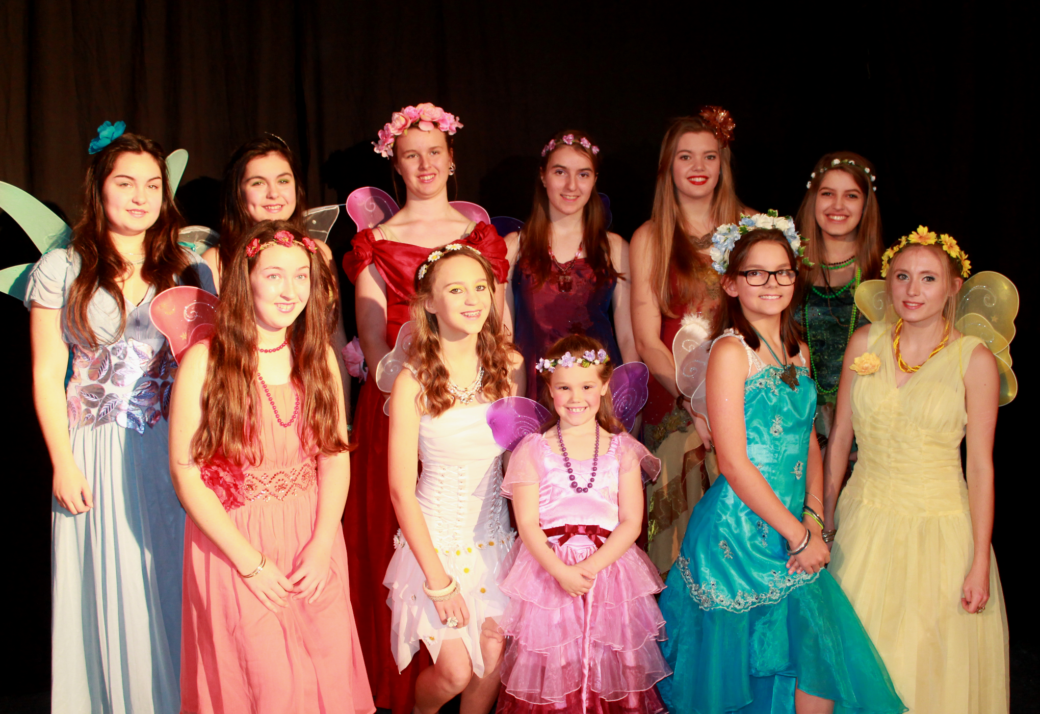Acting community thingumybogs not quite sleeping beauty for Farcical pantomime