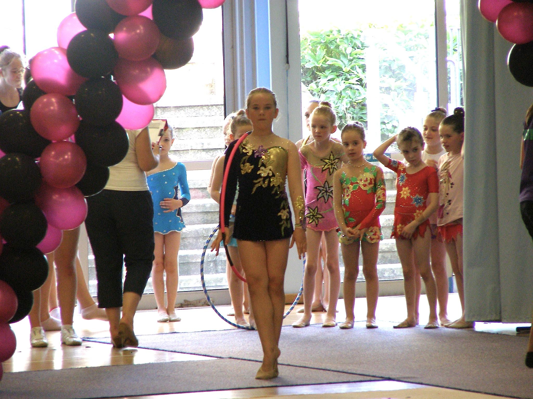 BATH OPEN 2013. City of Canterbury Rhythmic Gymnastics Club   Bath Open 2013