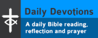 Daily Devotion from the URC