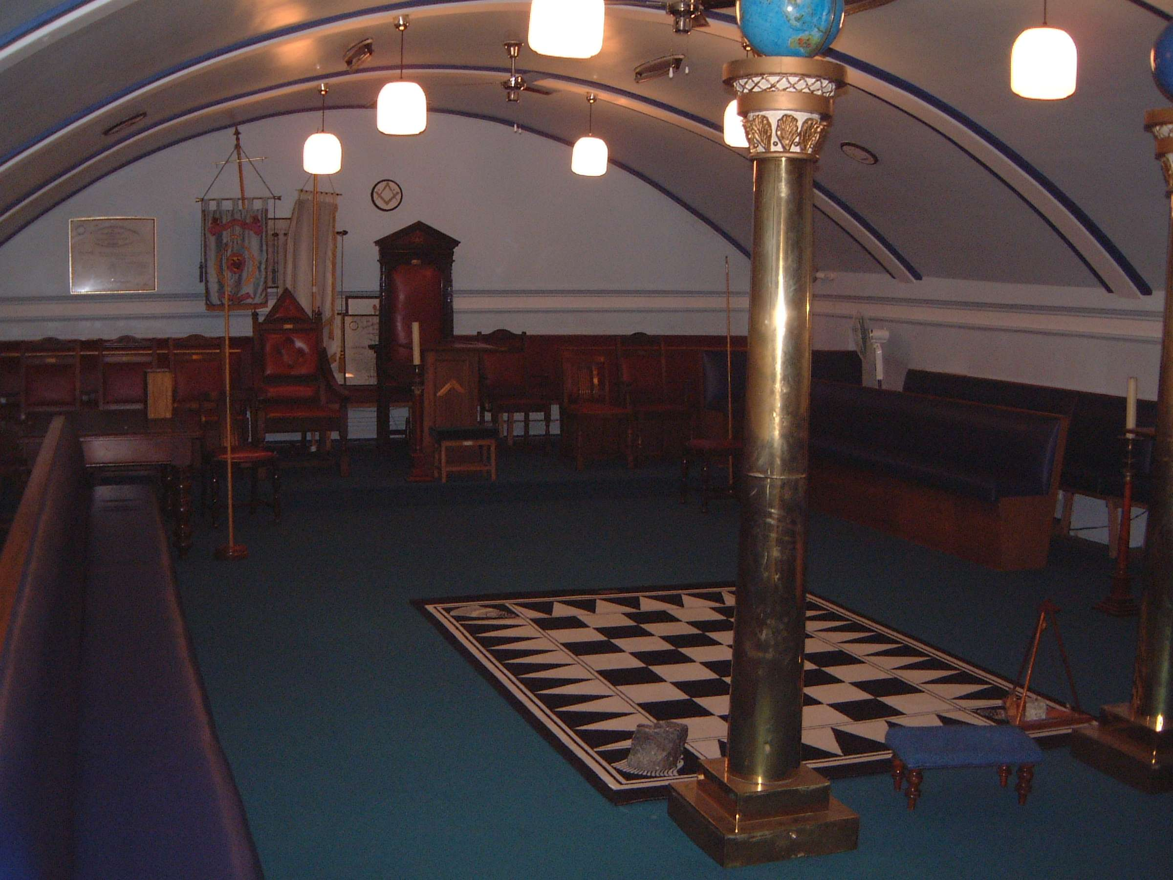 Function Room To Hire The Knights Templar
