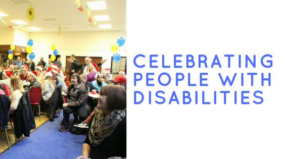 celebrating people with disabilities