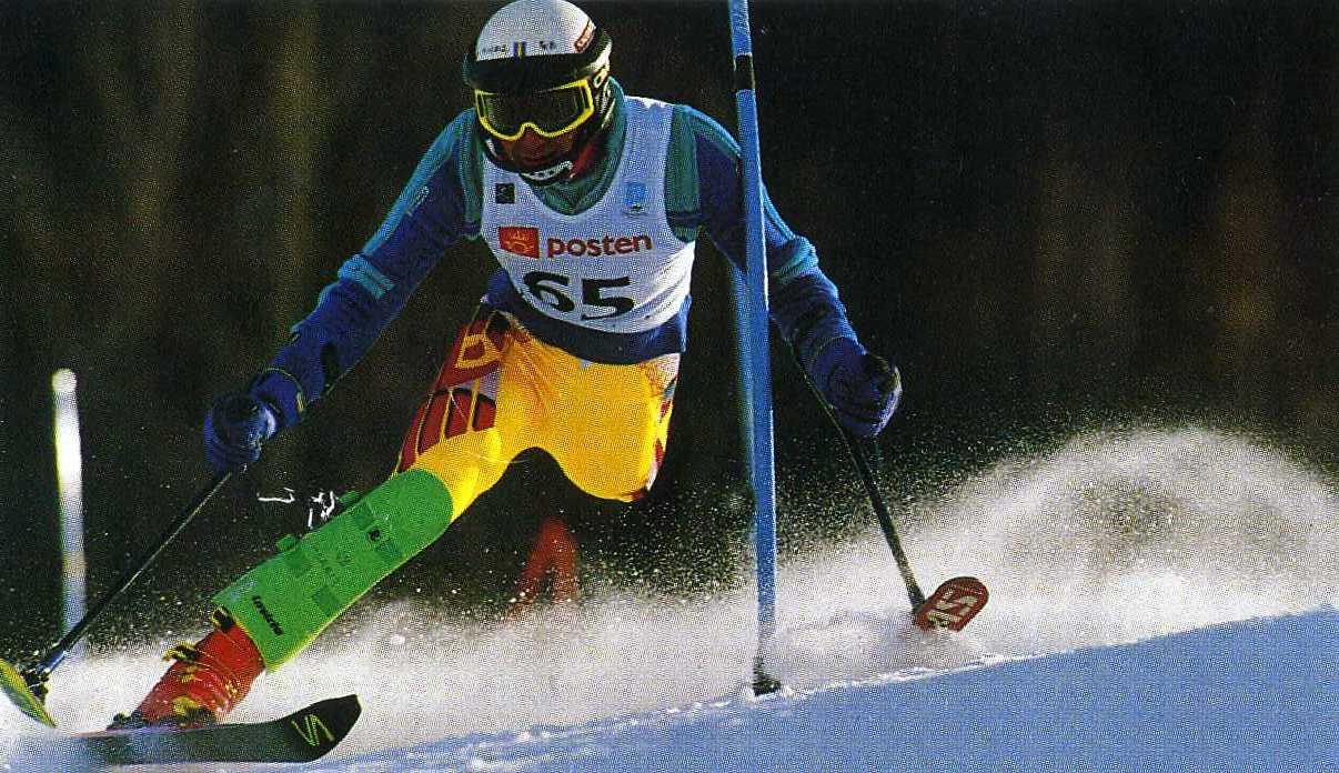 Jonathan Skiing