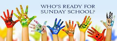 Who's ready for sunday school?