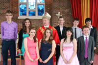 Confirmation candidates 2012